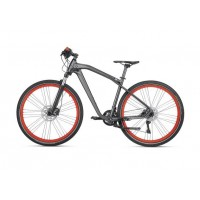 Велосипед bmw cruise m-bike черн/кр l
